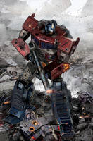 IDW Transformers TCM Variant by uncannyknack