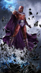Magneto 2.0 by uncannyknack