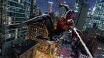 Spiderman Miles WIP