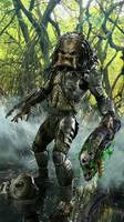 Classic Predator by uncannyknack
