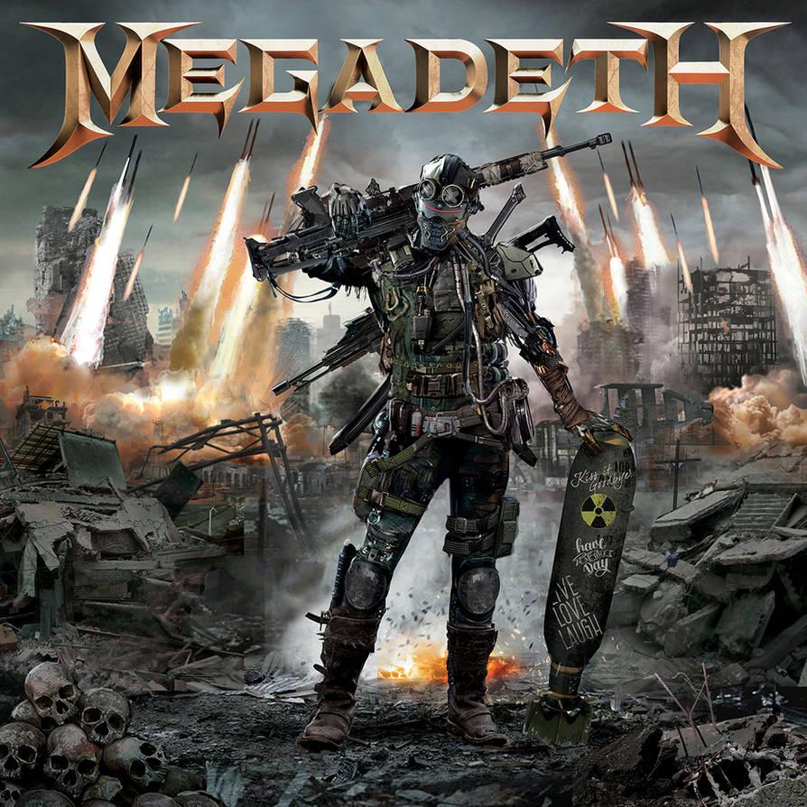 HM Megadeth Final by uncannyknack