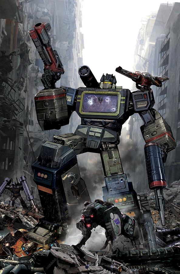 IDW Transformers 2.0 Final by uncannyknack