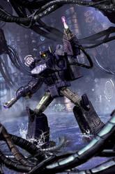 IDW Transformers 4.0 by uncannyknack