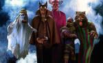 General Mills Cereal Monster Squad