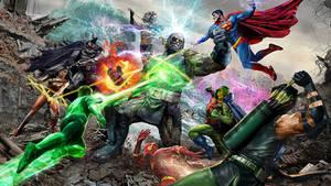 Darkseid War WIP