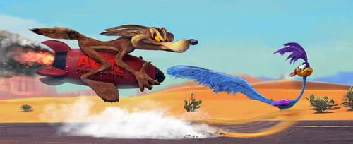 Wile E Coyote: Genius