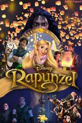 Rapunzel Poster by x12Rapunzelx