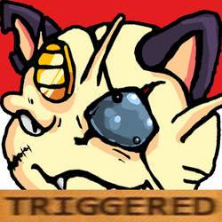 Pokemon Trash Trigerred