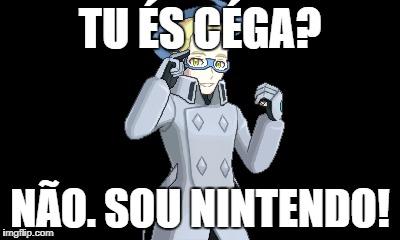 Cega/Sega Nintendo by RayquazaGaby