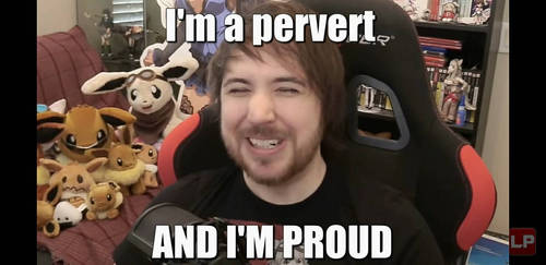 Lost Pause - Pervert and Proud