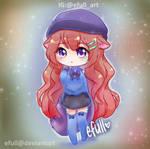 Chibi Fox Girl