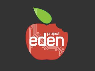 projectEDEN - logotype by epaseila
