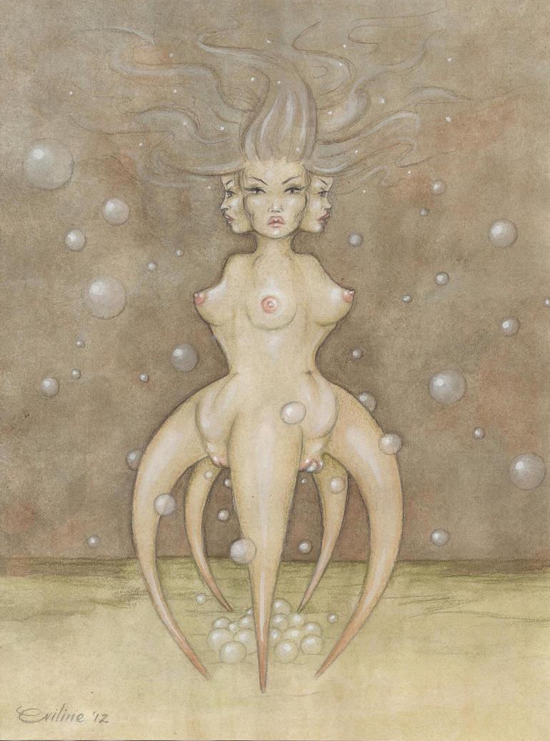 Aloe Vera by EvilineMoonflesh