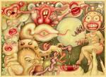 Dental Ragnarok  by EvilineMoonflesh