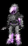 Chibi Spartan B214 Ditz