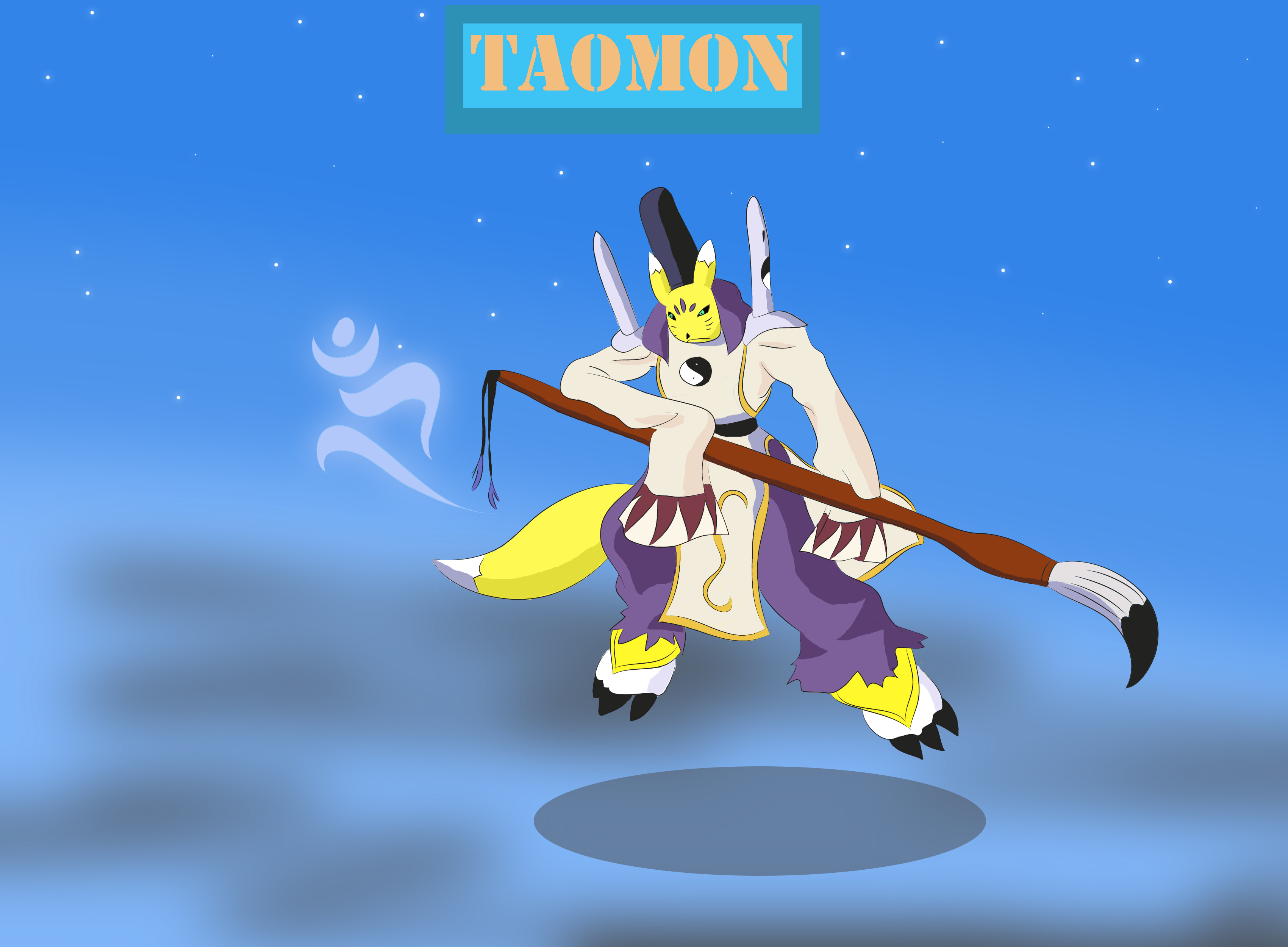 Taomon by Louisetheanimator