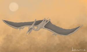 Pteranodon by Louisetheanimator