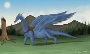 Saphira - Eragon