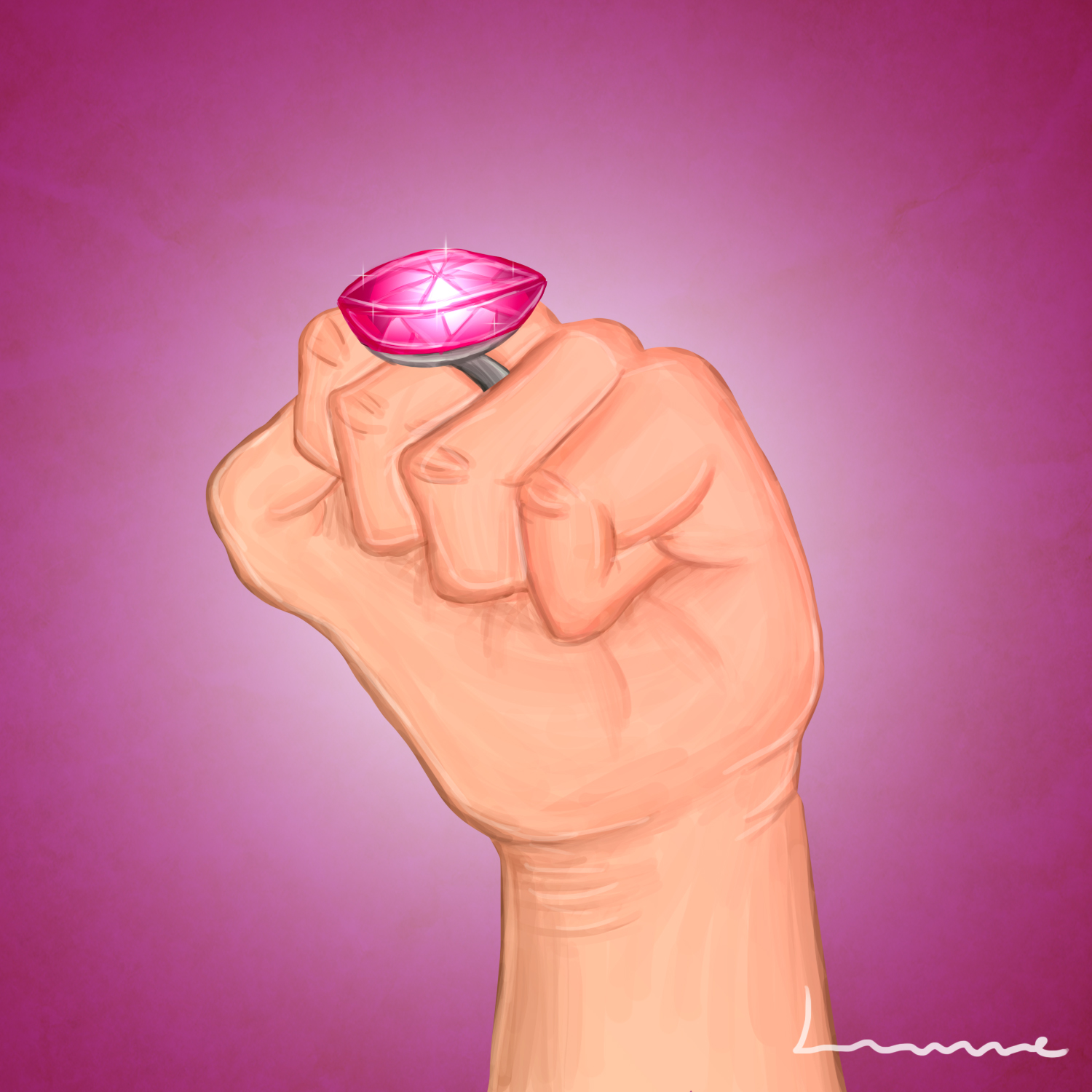the pink panther diamond