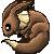 Eevee Icon by Louisetheanimator