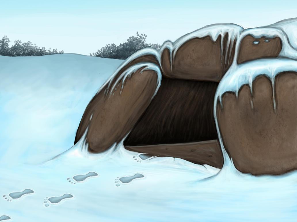Caveman's Cave 2 by Louisetheanimator