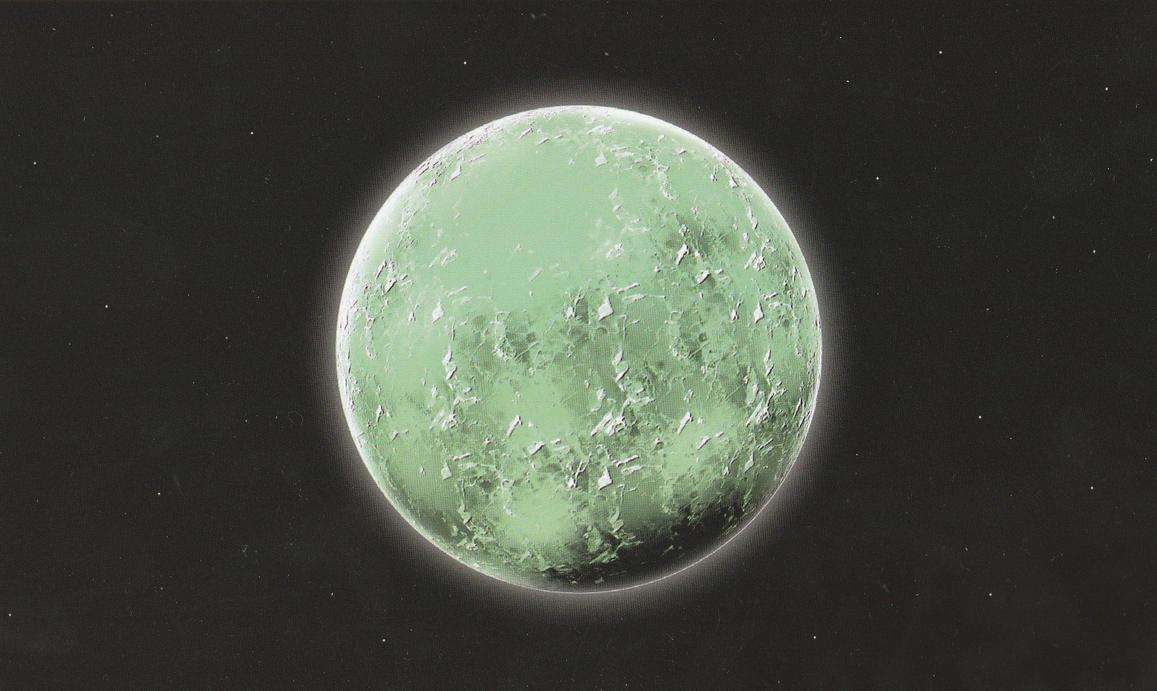 Green Planet by Louisetheanimator