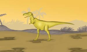 T.Rex by Louisetheanimator