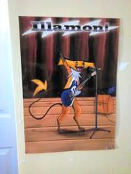 Illamon Poster
