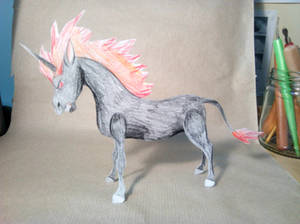 Satan's Unicorn Cutout