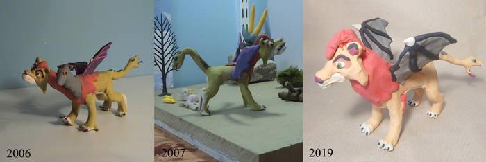 Sculpt it Again - Chimera Sculpture