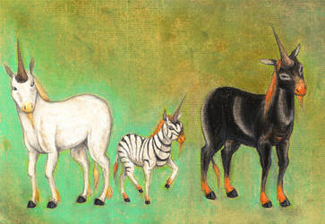 Unicorns - Zoo Tycoon