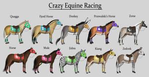 Crazy Equine Racing