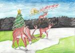 Reindeer - Zoo Tycoon by Louisetheanimator