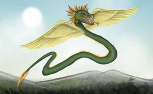 Quetzalcoatl - God of Creation