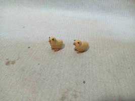 Chick Sculptures