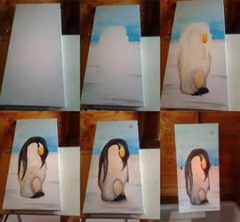 Emperor Penguin process