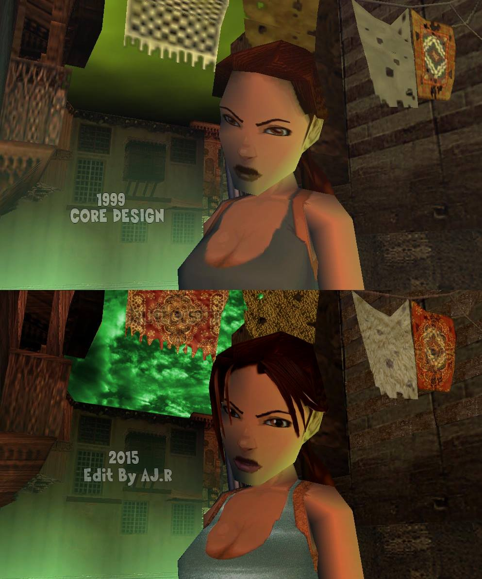 Tomb Raider The Last Revelation Hd Retexture By Phoenixrising17 On