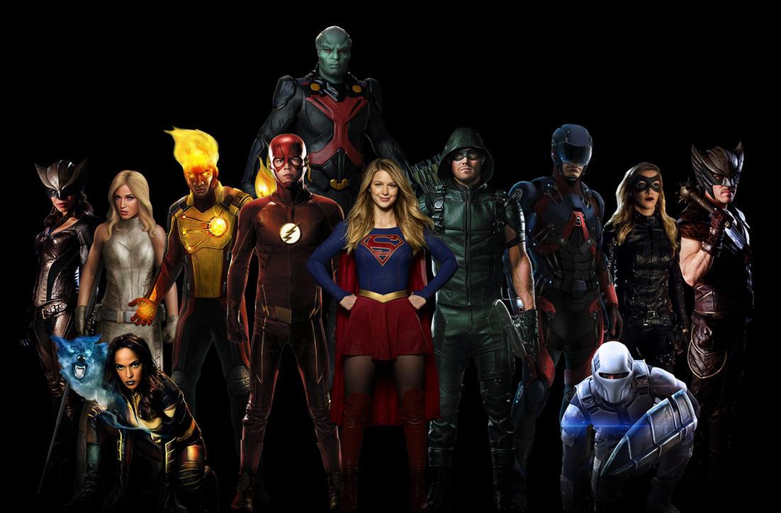 cw justice league - photo #2