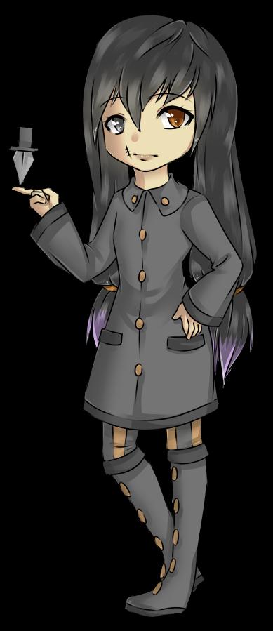 COM : magycal by butt-sama