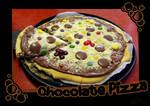 Chocolate Pizza by Ferntree