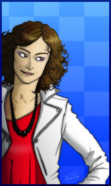 Alex Drake by Ferntree