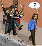 Stalking Johnny Depp