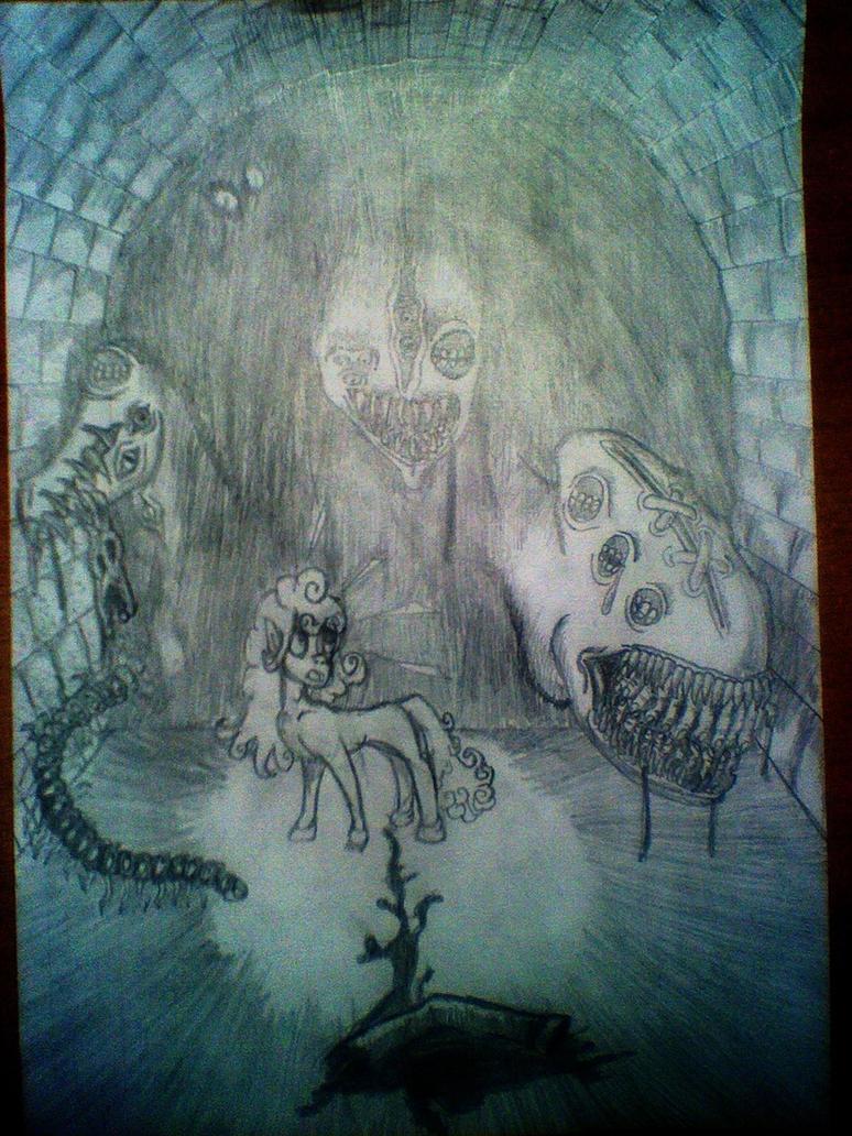 pinkie_pie_horror_dream_by_zapor666-d4h5