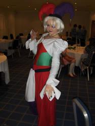 Pierrot - Yakitatte Japan2 by ravenmocara
