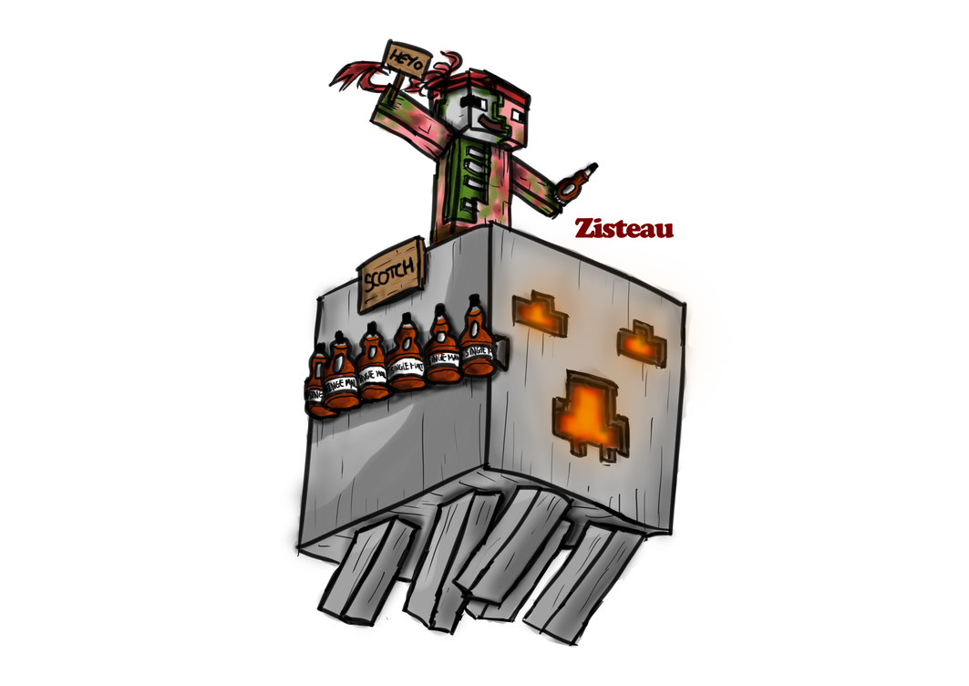 Concept Craft #10 - Zisteau by Thrustwolf