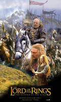 Lord of The Rings Rohan sheet