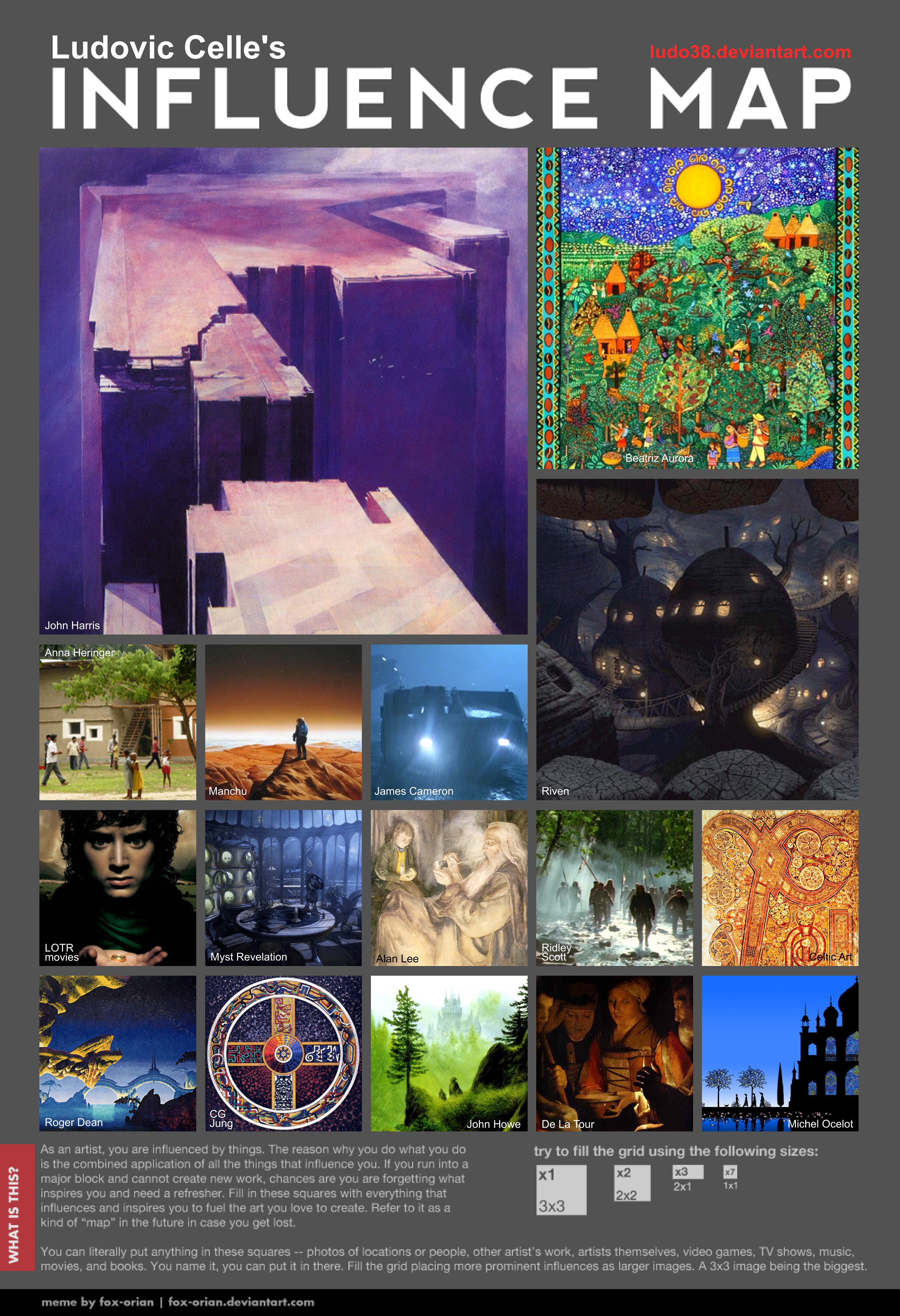 Influence Map 01
