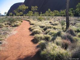 Australia - Uluru walkaround