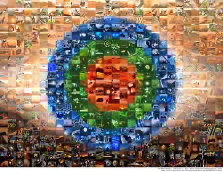 The Mars Trilogy mosaic - 588 img