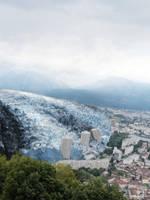 Le glacier du Gresivaudan by Ludo38